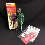 ACTION MAN BOXED VINTAGE COMBAT DIVISION HELICOPTER PILOT - ULTRA RARE LAST ISSUE (Ref5))